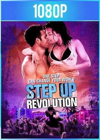 Step Up 4 Revolución (2012) HD 1080p Latino Dual