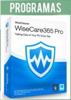 Wise Care 365 Pro Versión 5 Final Full Español