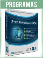 Revo Uninstaller Professional Español Final