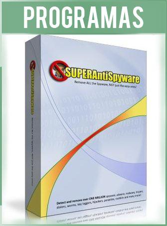 SUPERAntiSpyware Professional Versión Final