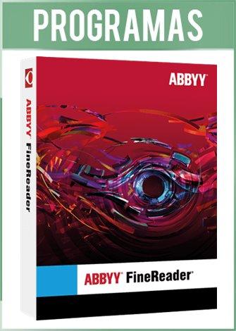 ABBYY FineReader PDF Edition Español