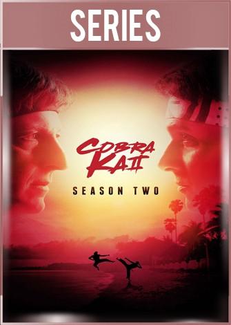 Cobra Kai Temporada 2 Completa HD 720p Latino