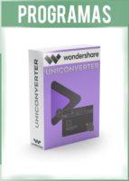Wondershare UniConverter Versión 11.5 Full Español