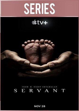 Servant Temporada 1 HD 720p Latino Dual