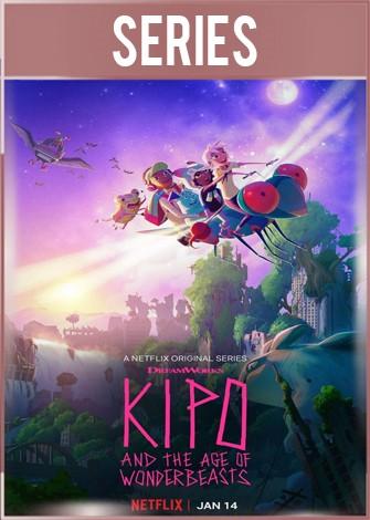 Kipo y la era de los magnimales Temporada 1 Completa HD 720p Latino Dual