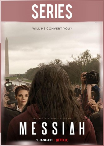 Messiah [Mesías] Temporada 1 Completa HD 720p Latino Dual