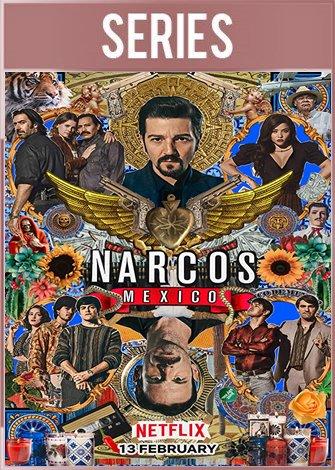 Narcos Mexico Temporada 2 Completa HD 720p Latino Dual