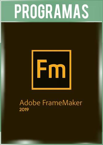 Adobe FrameMaker 2019 Versión 15.0 Full