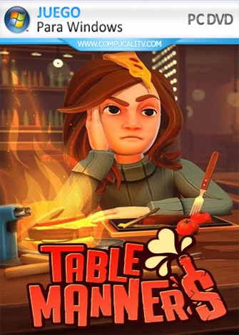 Table Manners Physics Based Dating Game (2020) PC Full Español