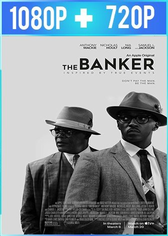 The Banker (2020) HD 1080p y 720p Latino Dual