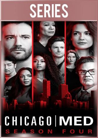 Chicago Med Temporada 4 Completa HD 720p Latino Dual