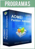 AOMEI Partition Assistant Technician Edition Versión