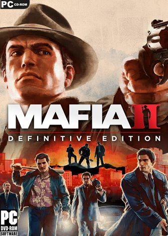 Mafia II Definitive Edition Remasterizado (2020) PC Full Español