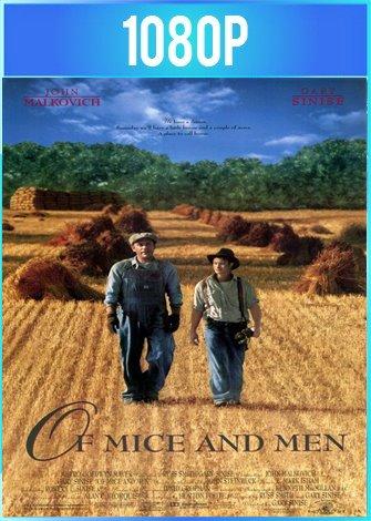 De hombres y ratoncitos: La fuerza bruta (1992) HD 1080p Latino Dual