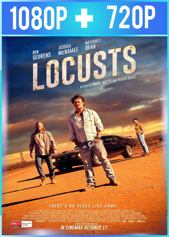 Locusts (2019) HD 1080p y 720p Latino Dual