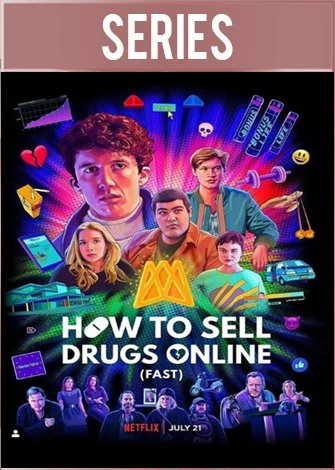 How to Sell Drugs Online (Fast) Temporada 2 Completa HD 720p Latino Dual