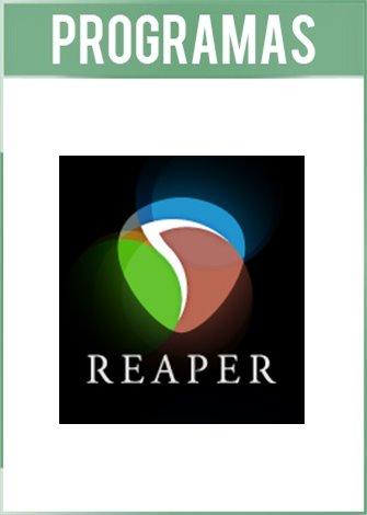 Reaper Versión Full