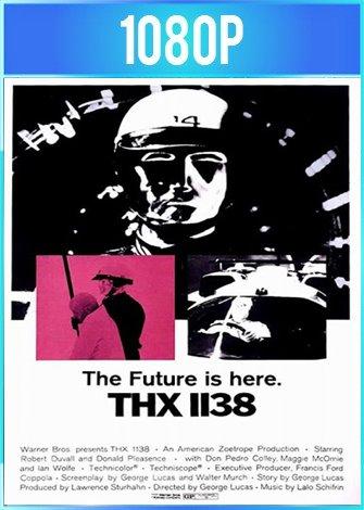 THX 1138 (1971) HD 1080p Latino Dual