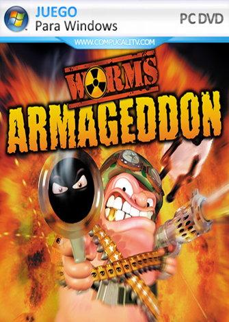 Worms Armageddon (1999) PC Full Español