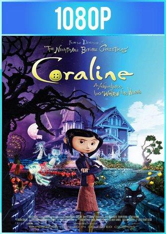 Coraline y la puerta secreta (2009) HD 1080p Latino Dual