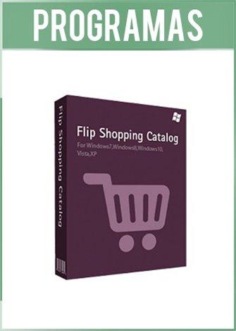 Flip Shopping Catalog Versión Full Español
