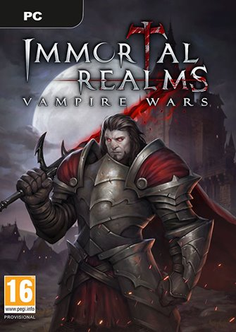 Immortal Realms: Vampire Wars (2020) PC Full Español