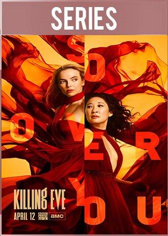 Killing Eve Temporada 3 (2020) Completa HD 720p Latino Dual