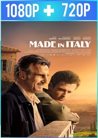 Made in Italy (2020) HD 1080p y 720p