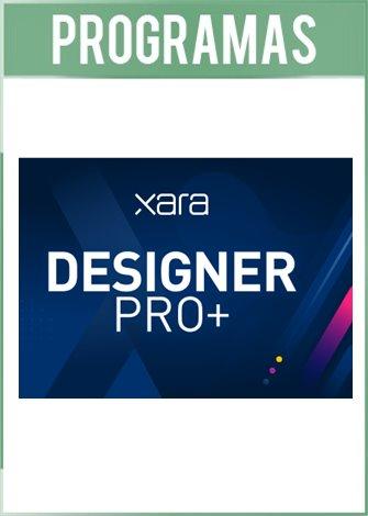 Xara Designer Pro Plus Versión Full