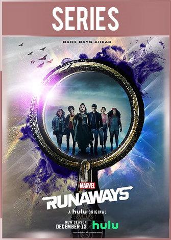 Runaways Temporada 3 Completa HD 720p Latino Dual
