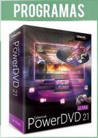 CyberLink PowerDVD Ultra Versión 21 Full Español