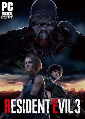 Resident Evil 3 Remake (2020) PC Full Español