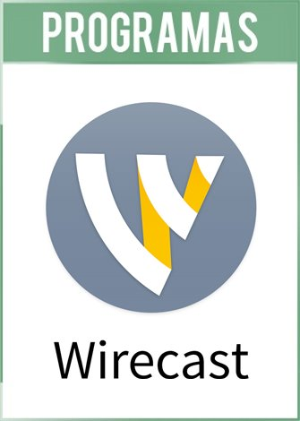 Telestream Wirecast Pro Versión Full Español