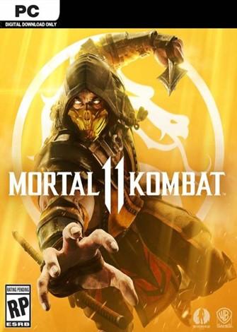 Mortal Kombat 11 (2019) PC Full Español Latino