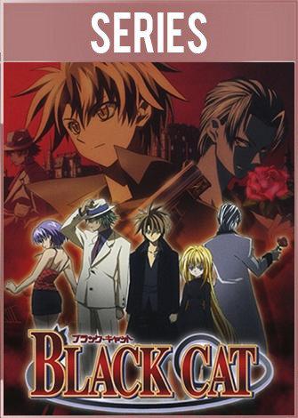 Black Cat Completa (2005) DVD 576p Latino Dual