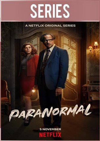 Paranormal Temporada 1 (2020) HD 720p Latino Dual