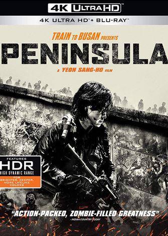 Estación Zombie 2: Península (2020) 4K Ultra HDR Latino Dual