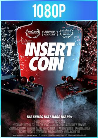 Insert Coin (2020) Documental HD 1080p