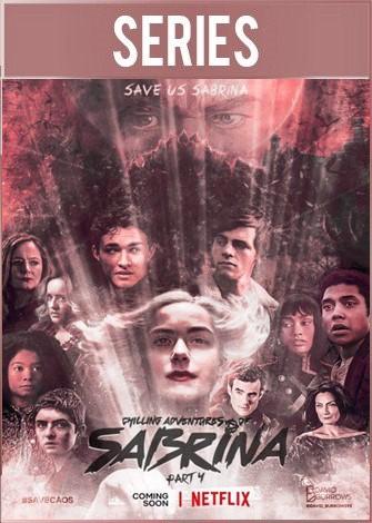 El mundo oculto de Sabrina Temporada 4 (2020) HD 720p Latino Dual