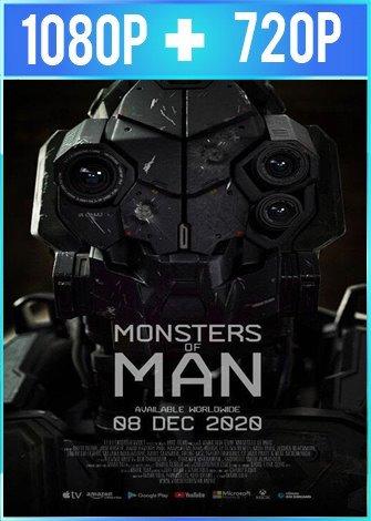Monsters of Man (2020) HD 1080p y 720p