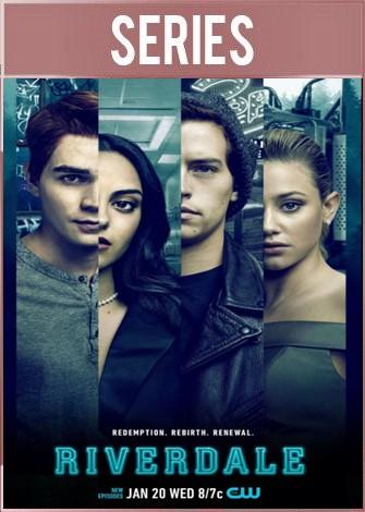 Riverdale Temporada 5 (2021) HD 720p Latino Dual