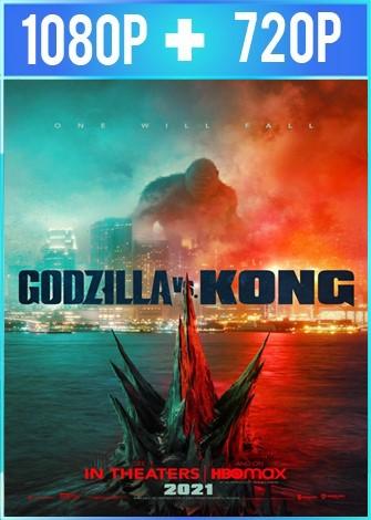 Godzilla vs. Kong (2021) HD 1080p y 720p Latino Dual