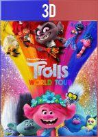 Trolls 2: World Tour (2020) 3D SBS Latino Dual