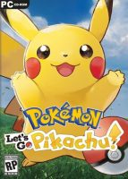 Pokémon Let's Go Pikachu / Eevee (2018) PC Emulado Español