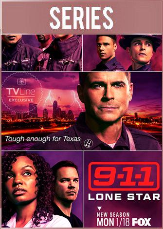 9-1-1: Lone Star Temporada 2 Completa (2021) HD 720p Latino Dual