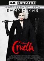 Cruella (2021) 4K UltraHD 2160p HDR Latino Dual