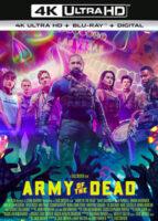 El ejército de los muertos (2021) 4K UltraHD 2160p HDR Latino Dual