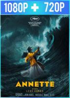 Annette (2021) HD 1080p y 720p
