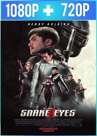 G.I. Joe: Snake Eyes (2021) HD 1080p y 720p