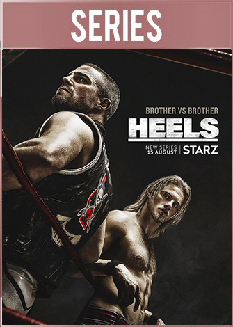 Heels Temporada 1 (2021) HD 720p Latino Dual